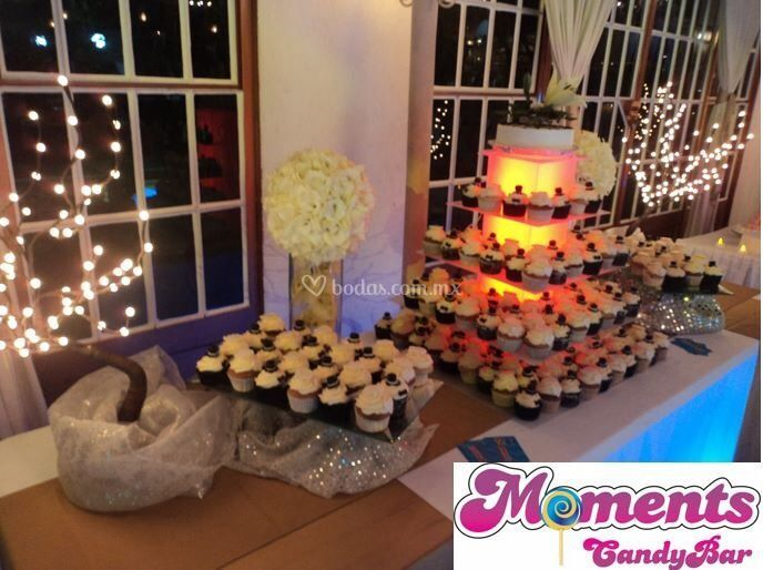 Moments Candy Bar