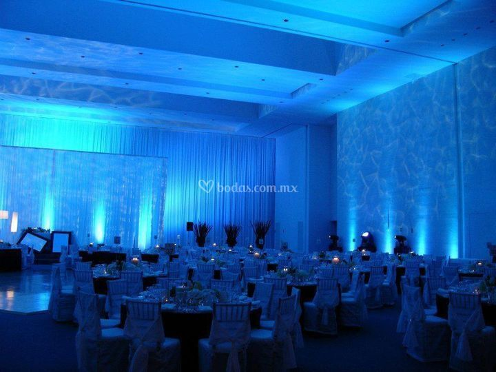 Conceptos eventos sociales for Iluminacion ambiental