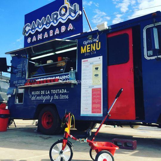 Frente Food truck