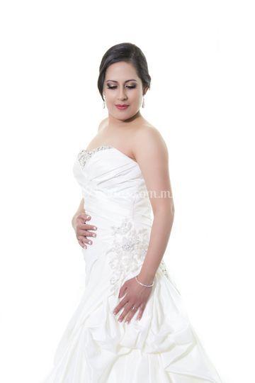 El arreglo de la novia