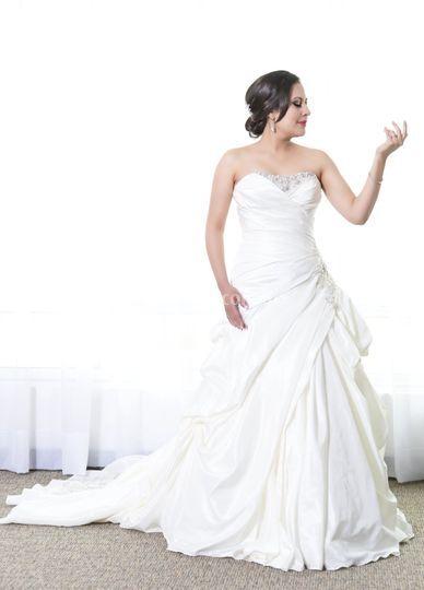 Lo bonito que es el vestido
