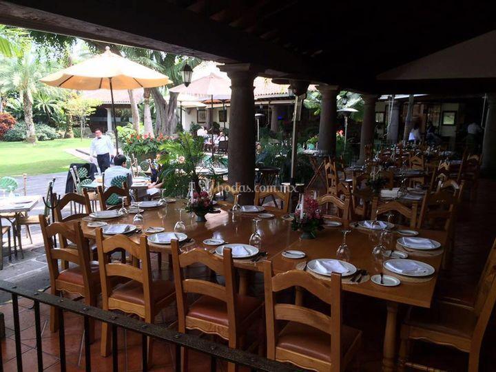 Restaurant el madrigal - Decorador de interiores barato ...