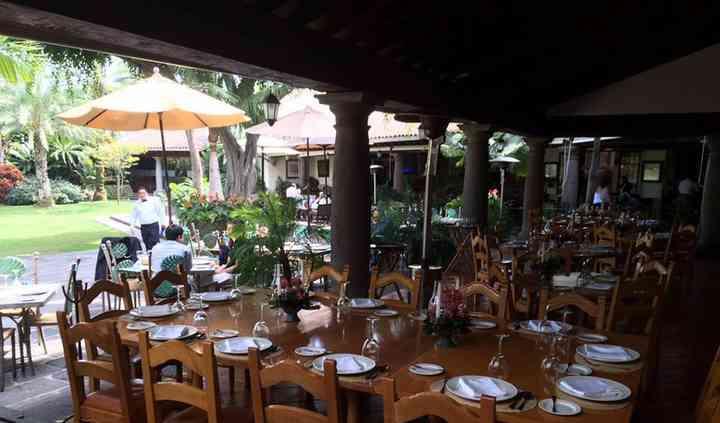 Restaurant El Madrigal