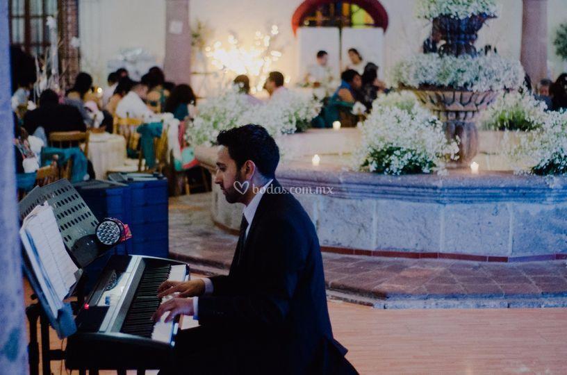 David Martínez Pianista