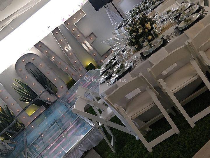 Banquetes Eventus