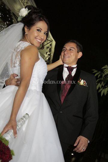 Fabiola y Oscar