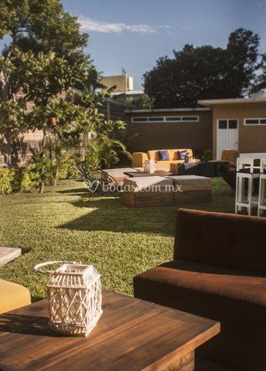 Jardín Morada del Sol