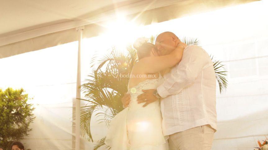 Diana y Juan Pablo