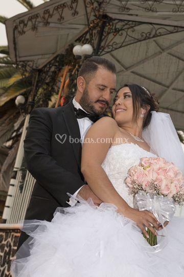 Daniela y Gustavo