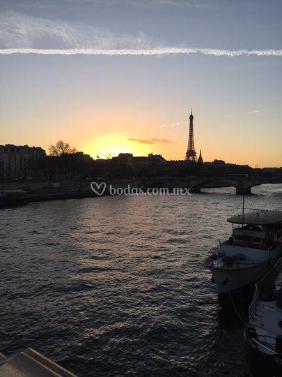 Paris romántico
