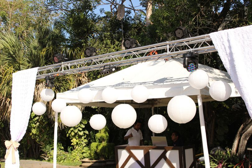 Decoración estructura