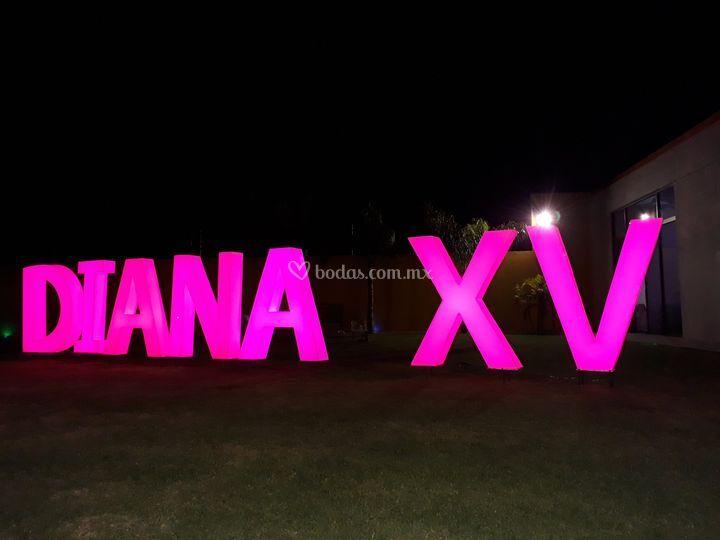 Diana XV