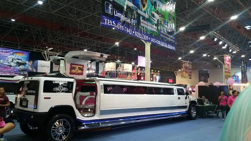 Hummer monster 25 a 30 persona