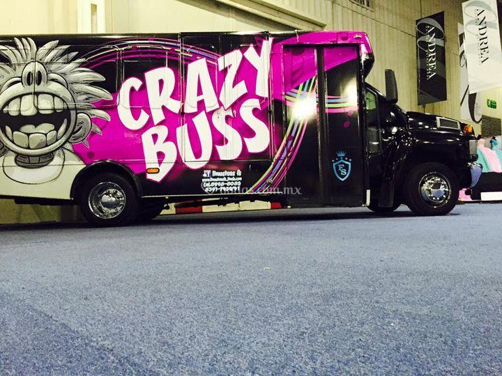 Crazy Buss 25 personas