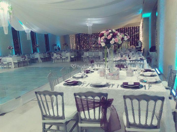 Salon de eventos boda