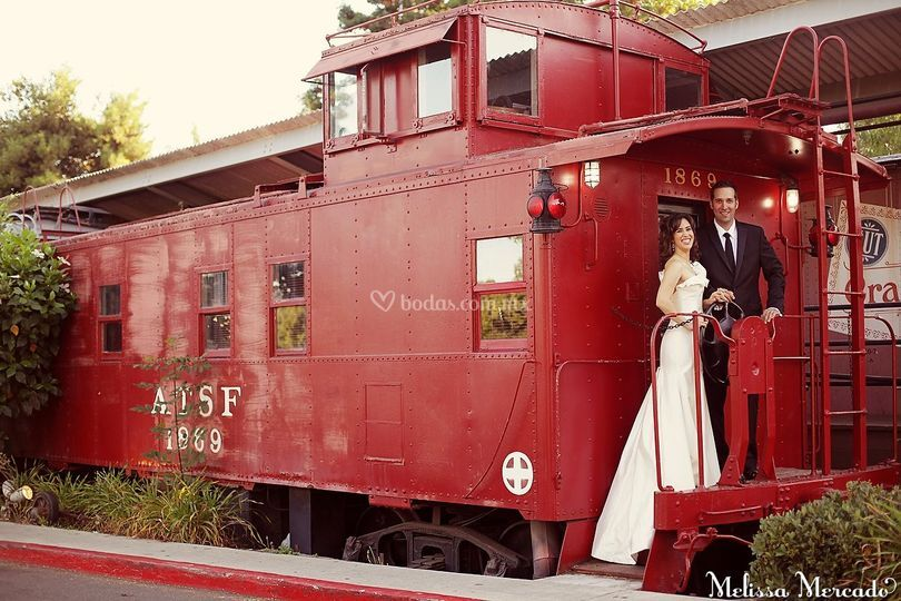 Melissa Mercado - el tren