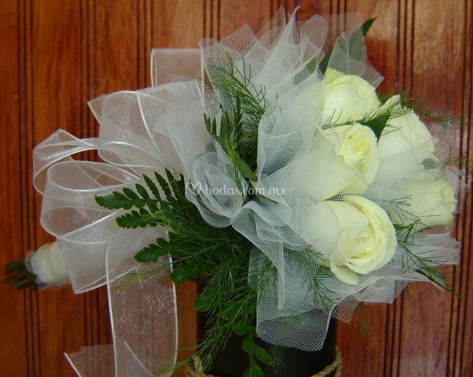 Buquet para novia