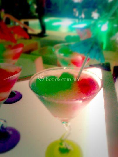 Margarita tricolor