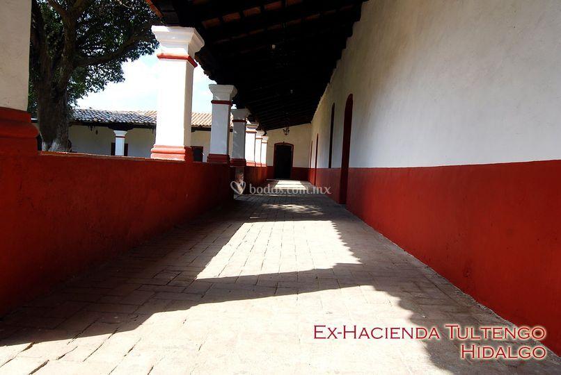 Hacienda Tultengo
