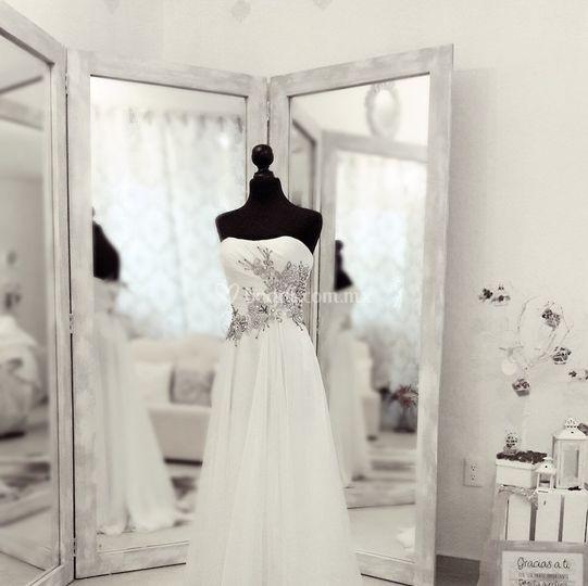 Prueba del vestido