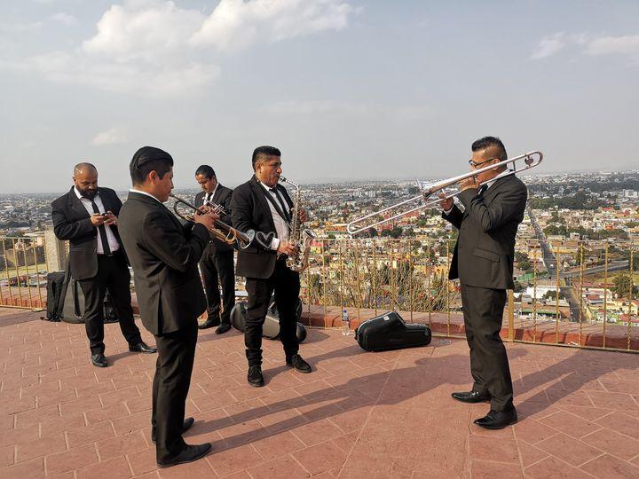 Big Band Jazzatlán