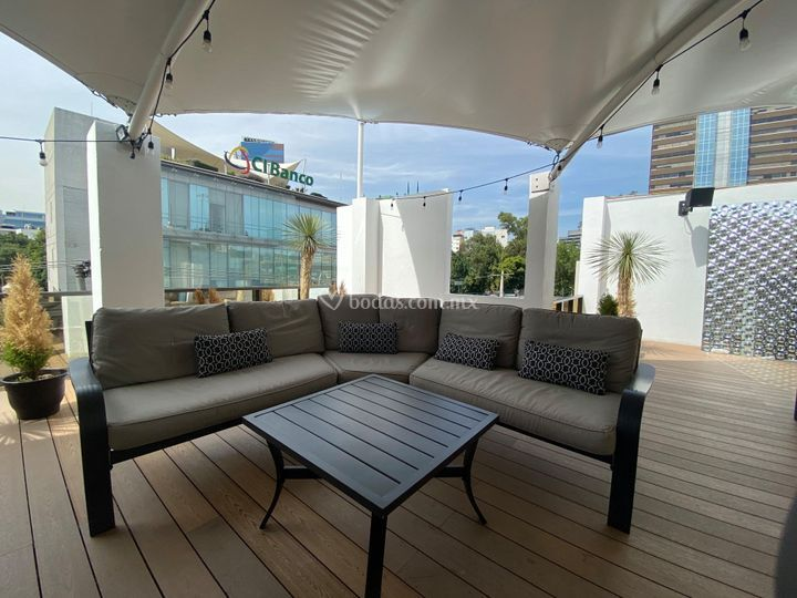 Terraza Hotel Arboleda 215