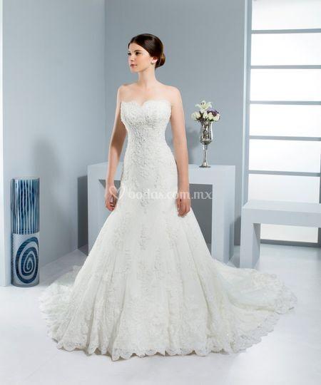 Vestidos de novia calle reforma monterrey