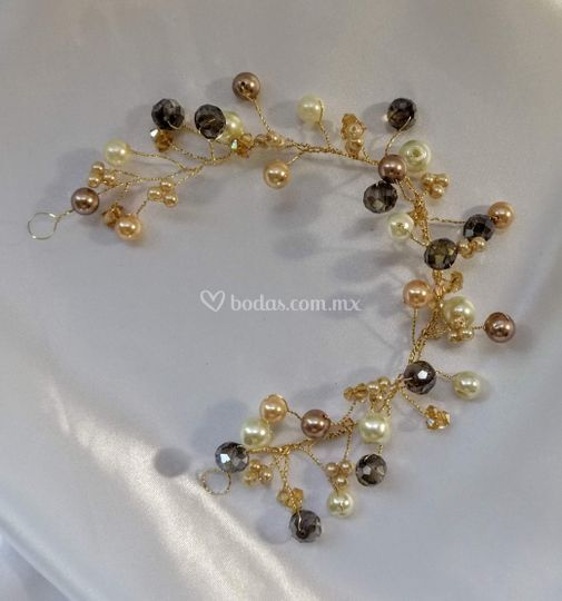 Guia cristal y perlas