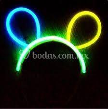 Diademas neon