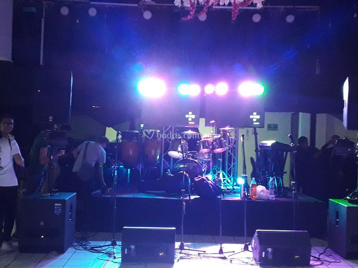 Millennial Music Band Present