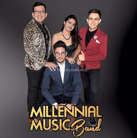 Millennial Music Band talento1
