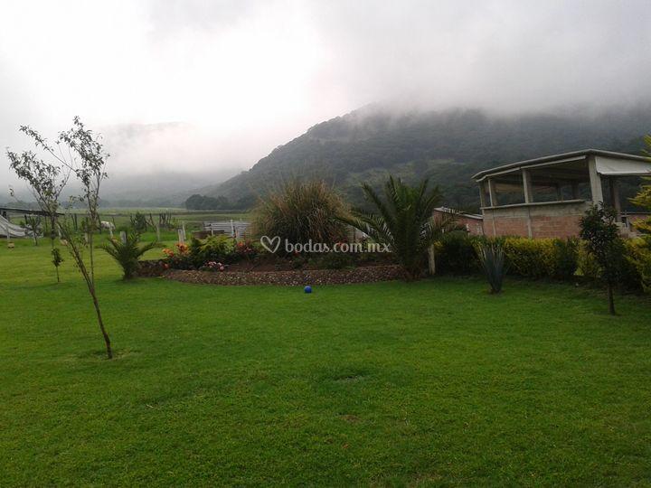 Rancho El Azafrán