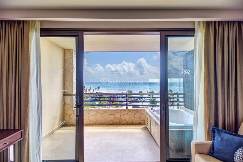 Suite with terrace jacuzzi