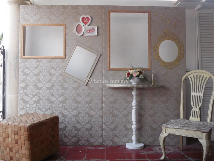 Fotobooth de cuadros