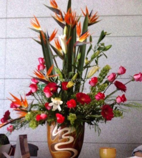 Arreglos floral corporativo