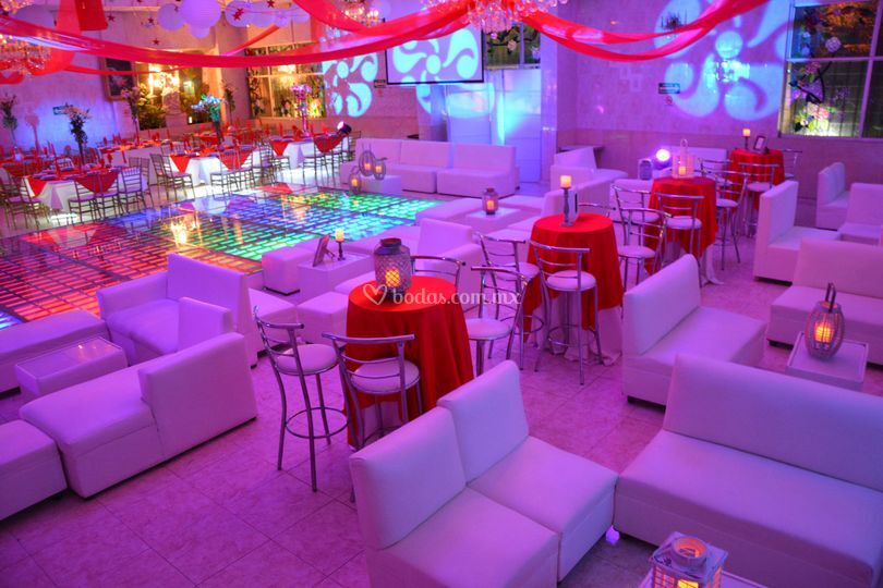 Paquete Lounge y formal
