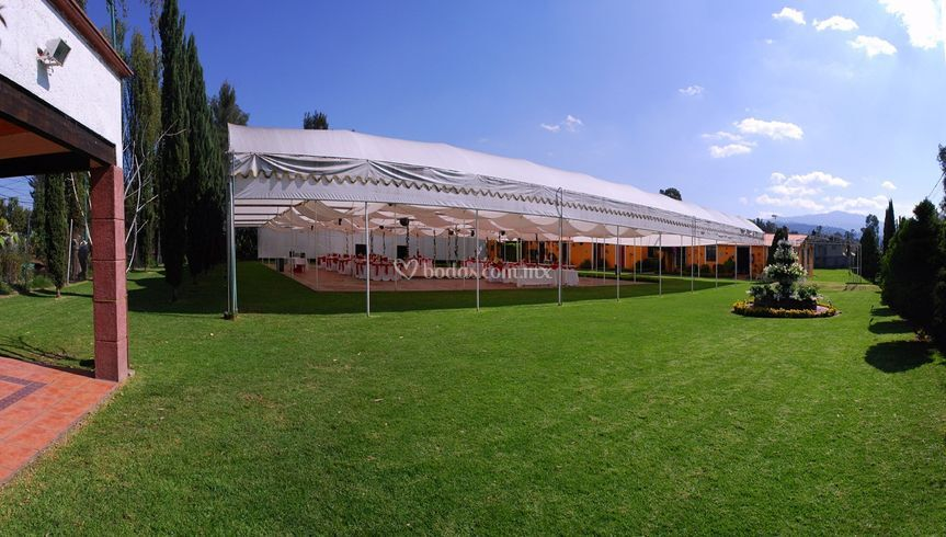 Panorámica de Jardín Zacapa