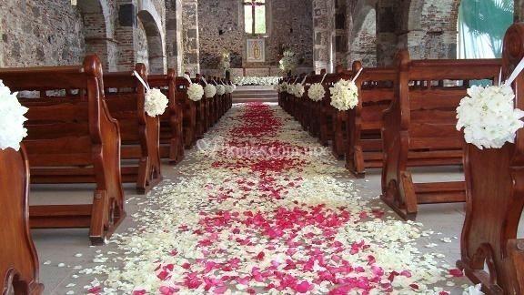 Decoracion Iglesia Vintage ~ Decoracion de iglesia vintage de Stella Eventos  Fotos