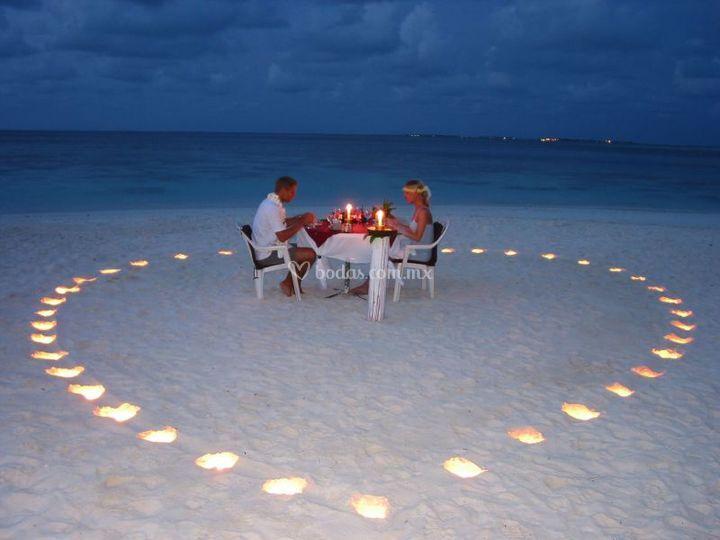 Cenas románticas