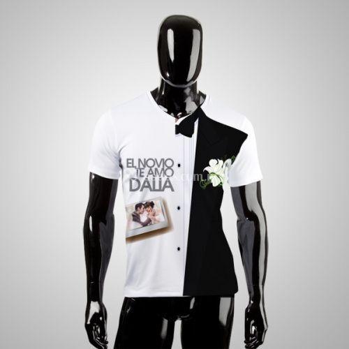 Camiseta caballero