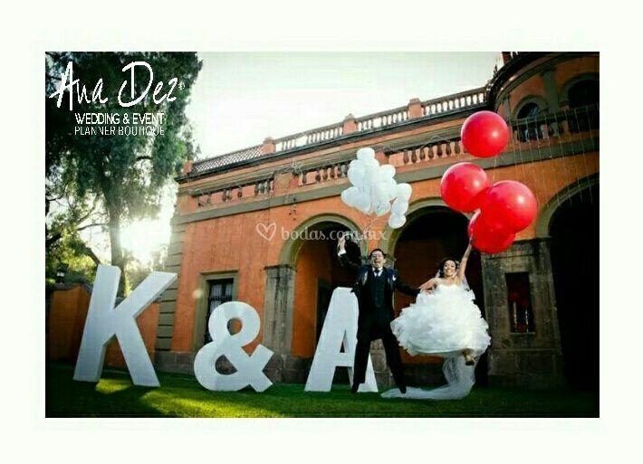 Ana Dez Wedding Planner