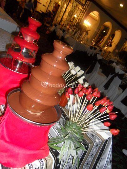 Fuentes Chocolate - Chamoy