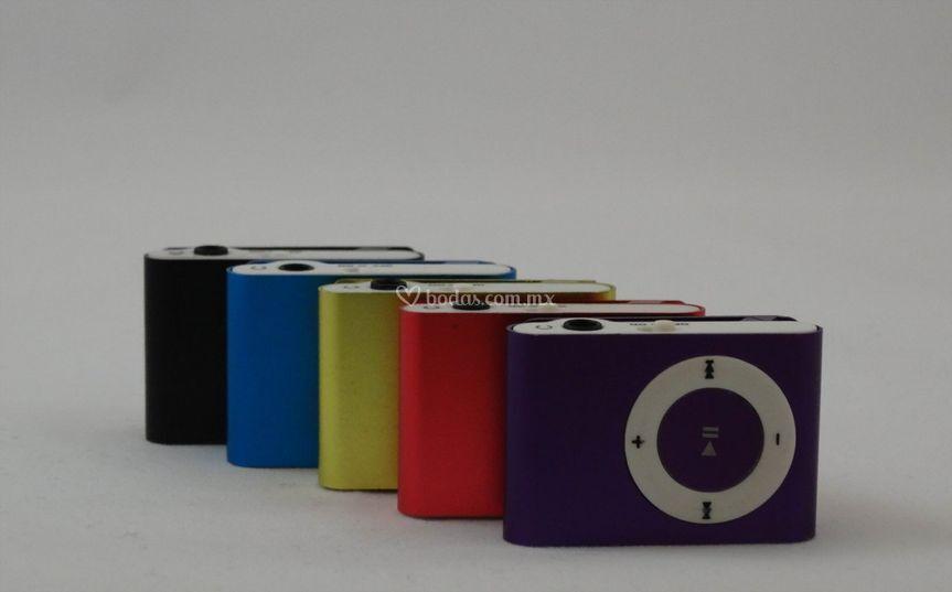 MP3 personalizados