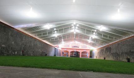 Jardín Casa de Piedra