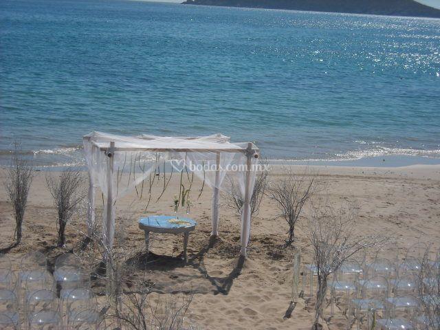 Expertos en bodas en playas