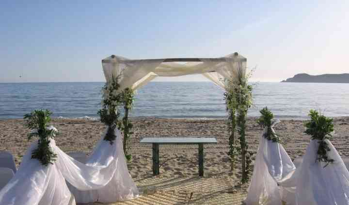 Ideal para bodas en playa
