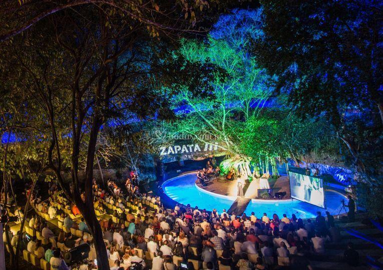 Anfiteatro - Ceremonias