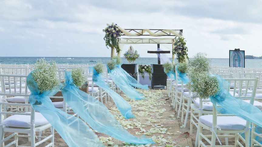 Gazebo ceremonia