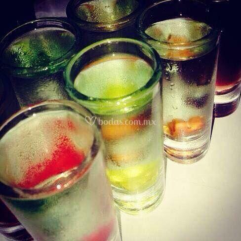 Natural Fruit Cocktails
