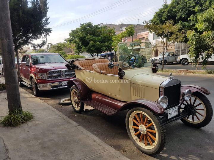 Ford modelo t 1920